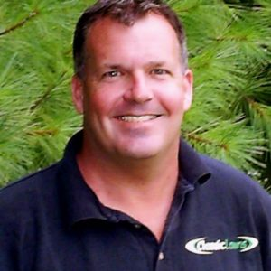 Cary Carlson - Owner of Classic Lawns