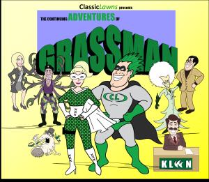 All GRASSMAN Characters